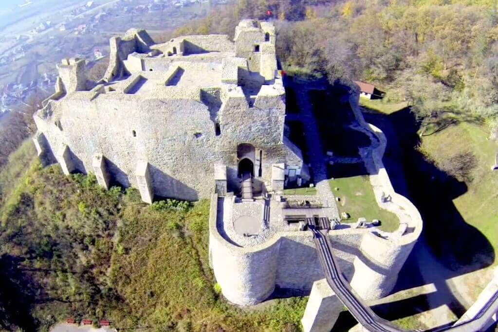 Moldova Castles and Fortresses