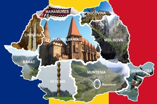 Tours in Romania and Europe