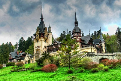 Oltenia Castles and Palaces