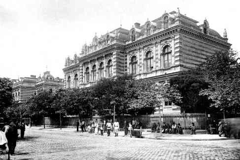 Bucharest Lost Monuments